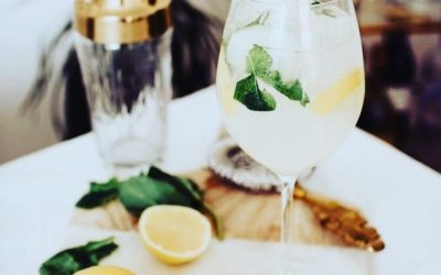 Elderflower Spritz
