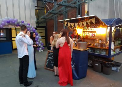 Bar Hire for University Ball