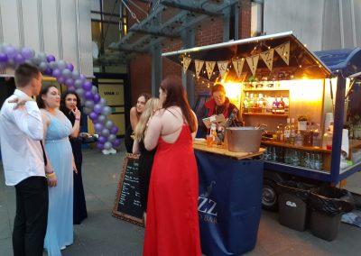University Society Ball Bar