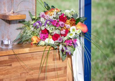 Bride Bouquet on Gino